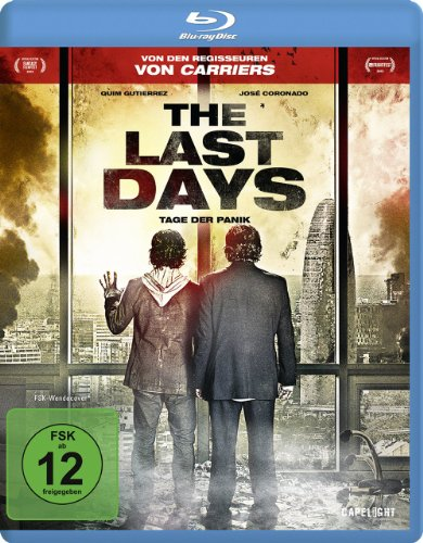 Roubg34r in The Last Days Tage der Panik 2013 German 1080p BluRay x264