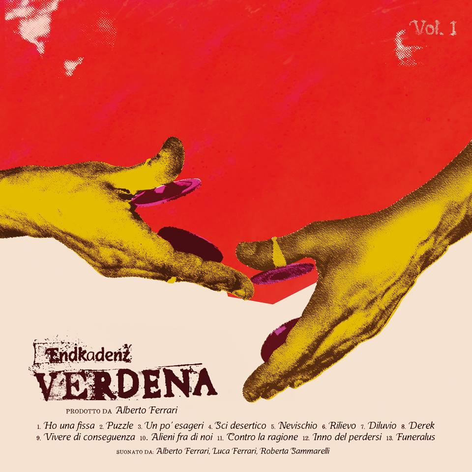 Verdena - Endkadenz Vol.1 (2015)