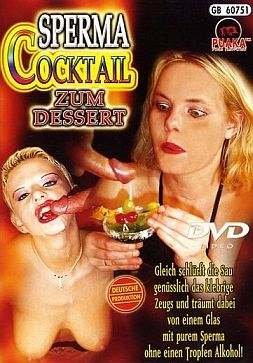 Sperma Cocktail zum Dessert Cover