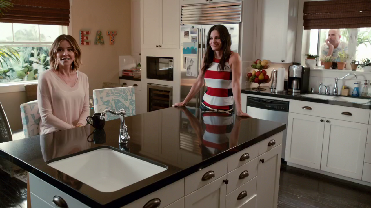 Cougar Town / Город Хищниц [NewStudio] [WEB-DL 720p] [Season 6 / Episode 3] [2015 / HDTVRip] [Comedy]