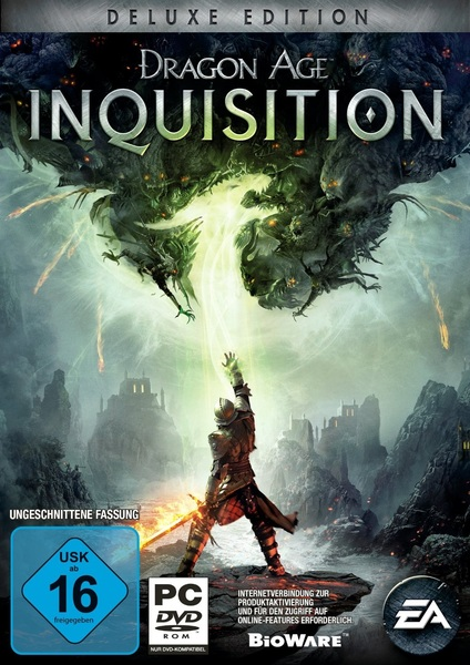 Dragon Age Inquisition Digital Deluxe Edition Update Inc DLC – RFT