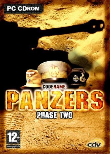 Codename Panzers Phase 2 GERMAN PROPER – SiLENTGATE