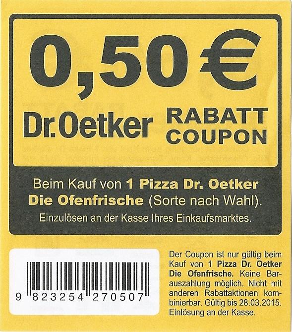 dr oetker ofenfrische coupon