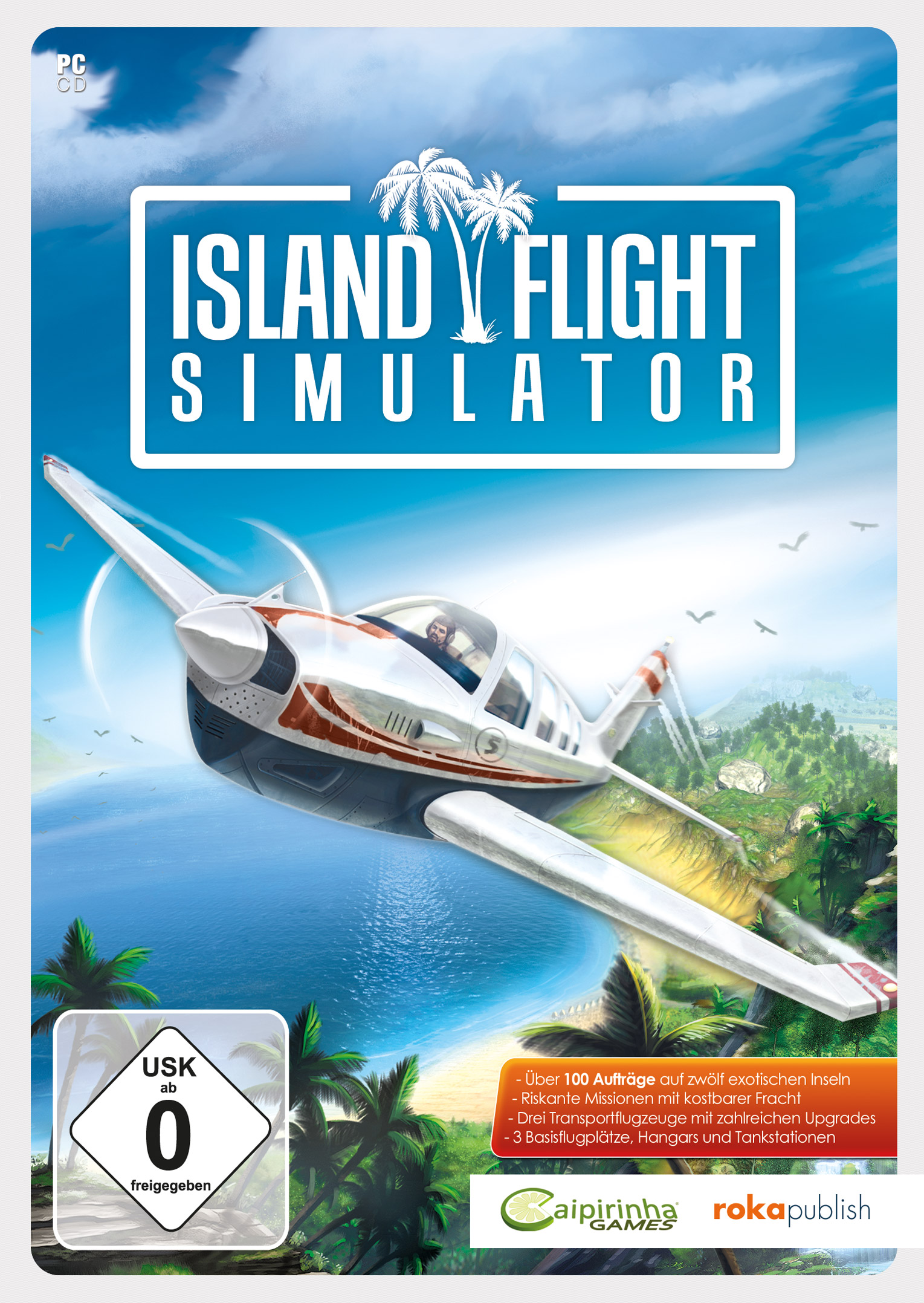 Island Flight Simulator MULTI3 – 0x0815