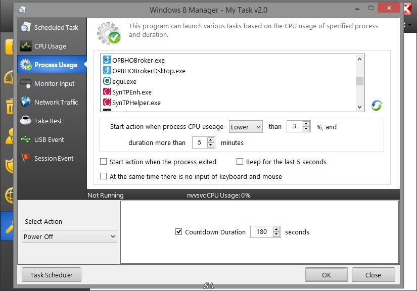 Windows 8 Manager  2.2.1 [Shareware / English]