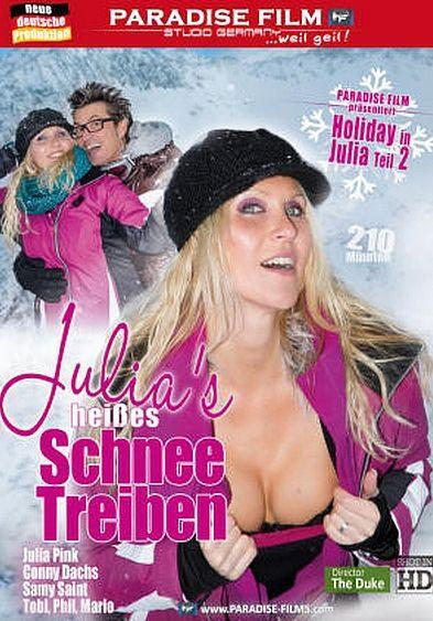Julias Heisses Schneetreiben