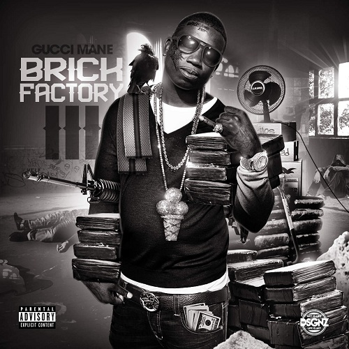 Gucci Mane - Brick Factory 3 (2015)