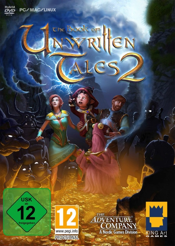 The Book of Unwritten Tales 2 – FLT