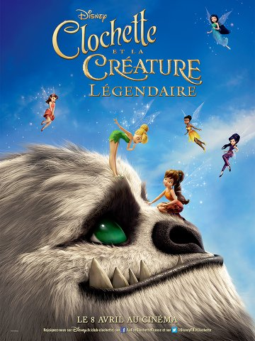 Clochette et la cr�ature l�gendaire 2014 [FRENCH] [BDRiP]