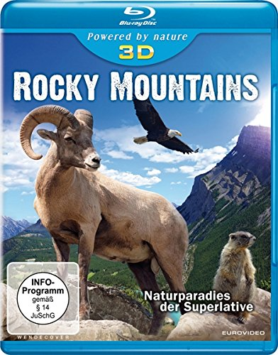 Ta8ajub9 in Rocky Mountains Naturparadies der Superlative 3D German DL DOKU 1080p BluRay x264