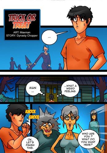 Maxman - Trick or Treat