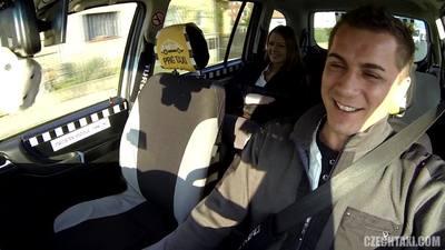 HD Czech Taxi 21