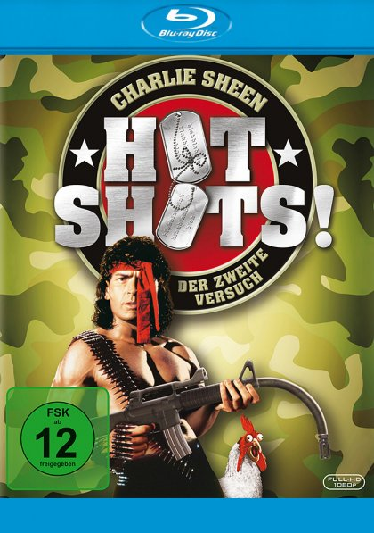 Hot Shots Stream German