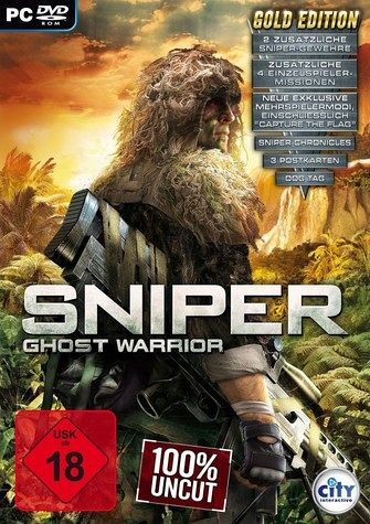 Sniper Ghost Warrior Gold Edition – PROPHET
