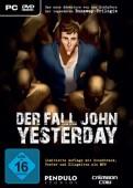 Der Fall John Yesterday Deutsche  Texte, Menüs, Videos, Stimmen / Sprachausgabe Cover