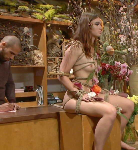 Public Disgrace - Juliette March, Jodi Taylor, Daisy Ducati - Young Slut Comes Into Full Bloom in City of Public Nudity [SD]