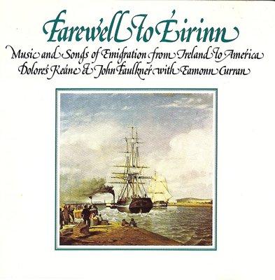 Eamonn Curran Dolores Keane Keane/Faulkner - Farewell To Eirinn (1980)