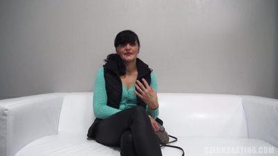 HD Czech Casting Olga 3735
