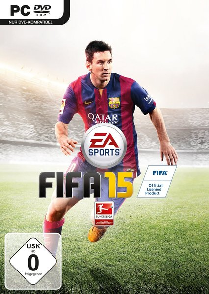 FIFA 15 Ultimate Team Edition MULTi2  –  x X RIDDICK X x