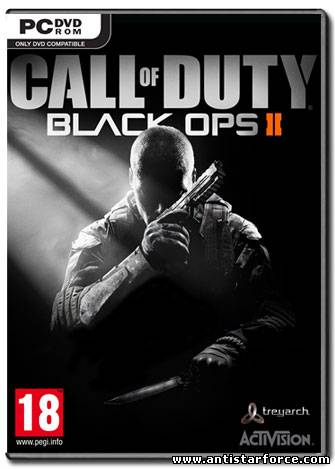 Call of Duty 9: Black Ops 2 Deutsche  Texte, Menüs, Videos, Stimmen / Sprachausgabe Cover
