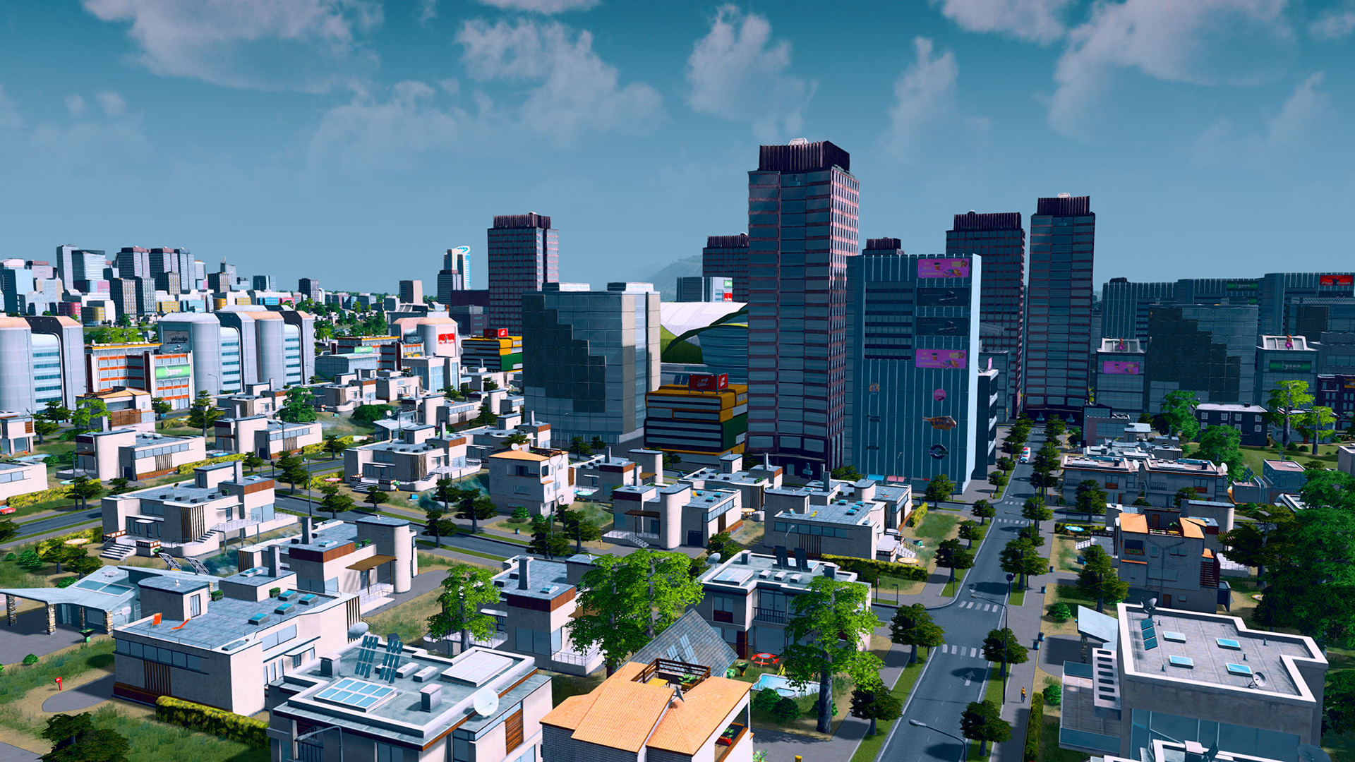 Cities: Skylines - Deluxe Edition (Focus Home Interactive) (RUS|ENG|MULTi7) [RePack]  [2015] [Real-Time Strategy(RTS)]