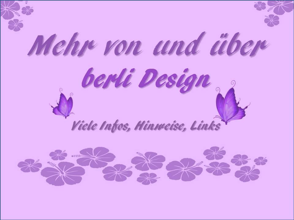 Mehr von berli Design