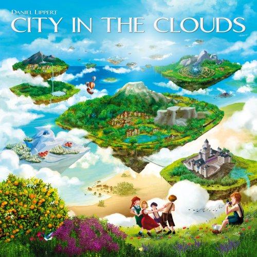 Daniel Lippert - City in the Clouds (2013)