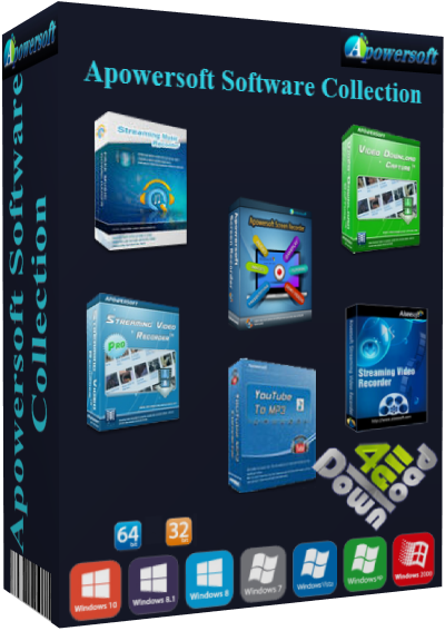 Apowersoft Software Collection AIO Multilingual