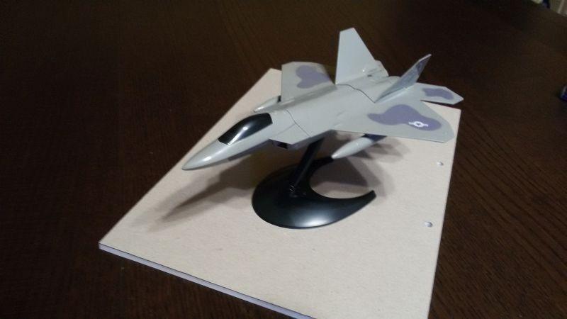 Airfix J6005- Quick Build F22 Raptor- LEGO von Airfix! Hriv4lpy