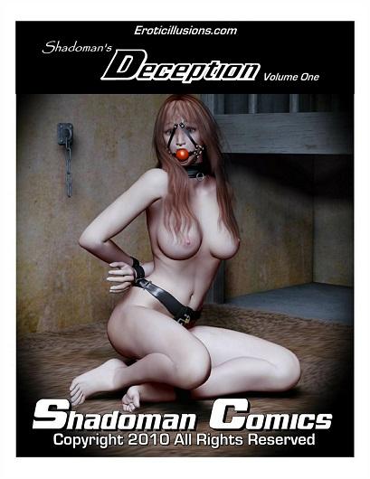 Shadoman - Deception - Vol.1