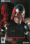 Judge Dredd vs Death Deutsche  Texte, Menüs, Videos, Stimmen / Sprachausgabe Cover