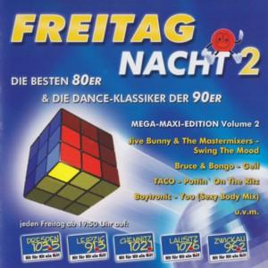 Freitag Nacht - Vol. 2 (FLAC)