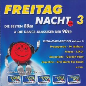 Freitag Nacht - Vol. 3 (FLAC)