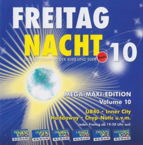 Freitag Nacht - Vol. 10 (FLAC)