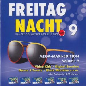 Freitag Nacht - Vol. 9 (FLAC)