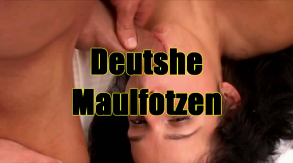 Deutsche Maulfotzen