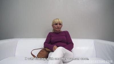 HD Czech Casting Anna 9401