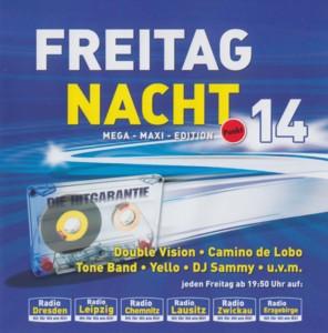 Freitag Nacht - Vol. 14 (FLAC)