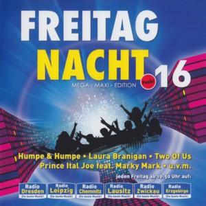 Freitag Nacht - Vol. 16 (FLAC)