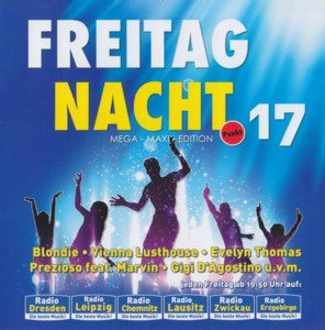 Freitag Nacht - Vol. 17 (FLAC)