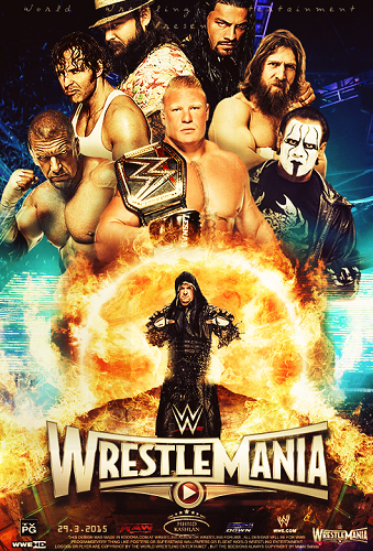 Ufcuudl4 in WWE Wrestlemania 31 – 2015 Deutsch Xvid