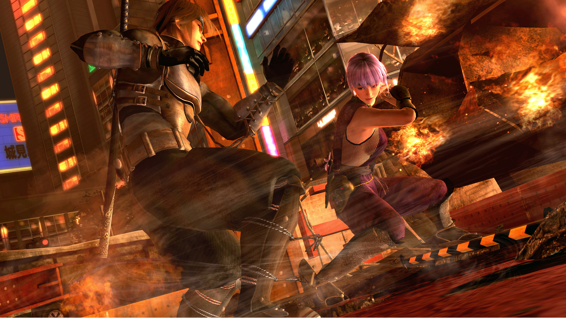 DEAD OR ALIVE® 5 Last Round (KOEI TECMO GAMES CO., LTD.) (ENG|MULTi) [L]  [2015] [Fighting Games]