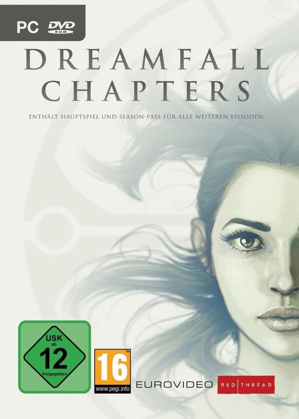 Dreamfall Chapters Book Two Rebels GERMAN – GENESIS