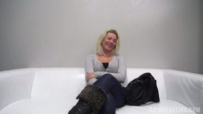 HD Czech Casting Katerina 4460