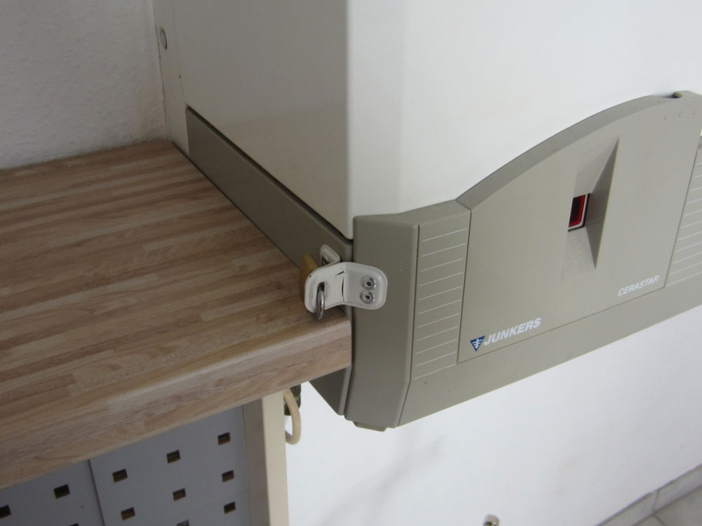 gastherme richtig angeschlossen haustechnikdialog. Black Bedroom Furniture Sets. Home Design Ideas