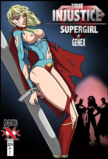 Genex - True Injustice - Supergirl
