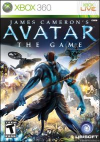 James Camerons Avatar the Game XBOX360 – STRANGE
