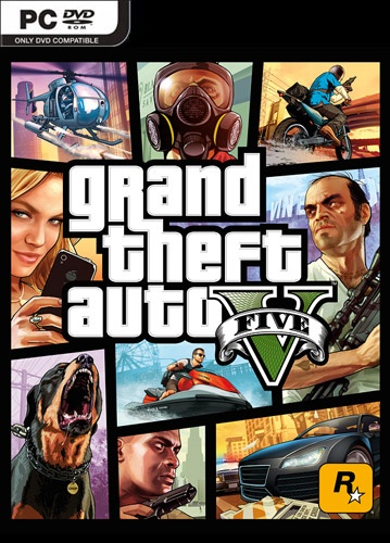 Re: GTA 5 / Grand Theft Auto V (2015)