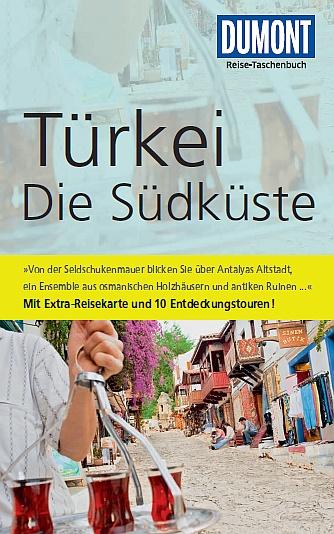 Dumont - Reise-Taschenbuch - Türkei - Die Südküste