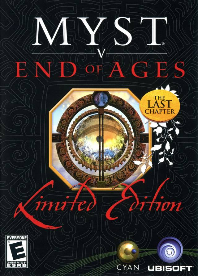 Myst 5 End of Ages Limited Edition – I_KnoW